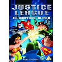 Justice League - Brave And Bold