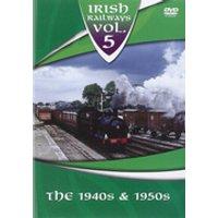 Irish Railways - 1940S And 1950S