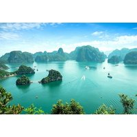 From £369pp (from Go Asia Travel) for a 10-day Vietnam tour with 3* accommodation, from £565pp with 4* or from £749pp with 5* accommodation - save up to 62%