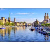 From £169pp for a two-night Zurich, Switzerland break (from Weekender Breaks) with a Rhine Falls day trip, flights and trains - save up to 23%