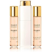 CHANEL Coco Mademoiselle EDT Twist & Spray 60ml (3x20ml)  women