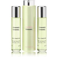 CHANEL Chance Eau Fraiche EDT Twist & Spray 60ml (3x20ml)