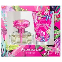 Accessorize Lovelily EDT 75ml Gift Set  women Body Lotion