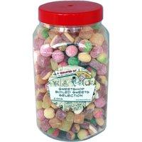 Sweetshop Boiled Sweets Selection Jar