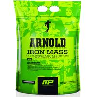 SALE Arnie Iron Mass - 10lbs-Chocolate Malt (DAMAGED)