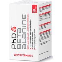 PhD Beta Alanine - 90 Capsules