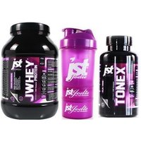 JstJodie Lean Whey Bundle