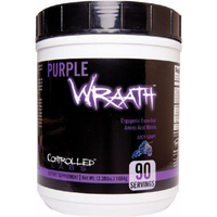 Controlled Labs Purple Wraath - 90 Servings
