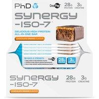 PHD Synergy Iso-7 Protein Bars (12 x 70g)