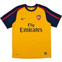 2008-09 Arsenal Away Shirt (Excellent) XXL