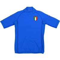 2002 Italy Home Shirt (Fair) XL