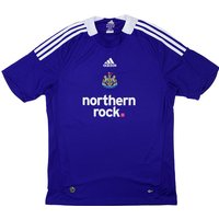 2008-09 Newcastle Away Shirt (Excellent) S