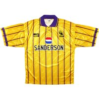 1994-96 Sheffield Wednesday Away Shirt (Excellent) L
