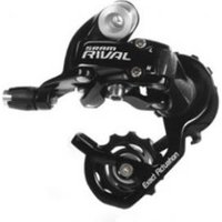 Sram Rival 10 Speed Rear Derailleur Black