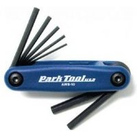 Park Tool Fold-up Hex wrench set: 1.5 to 6 mm