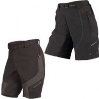 Endura Woman`s Hummvee Shorts With Liner