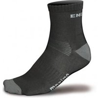 Endura Baabaa Merino Warm Cycling Socks Twin Pack