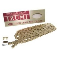 Izumi 1/8 Standard Track / Fixed Bike Chain Gold