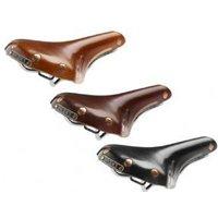 Brooks Swift Chrome Rails Leather Saddle