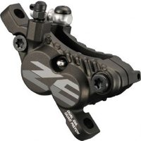 Shimano Br-m640 Zee 4-piston Calliper Post Mount For Front Or Rear