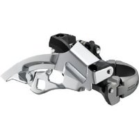 Shimano Fd-t670 Lx Front Derailleur Top-swing Dual-pull And Multi Fit 66-69 Deg