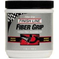 Finish Line Fiber Grip Carbon Fibre Assembly Gel 1 Lb / 455 Ml Tub