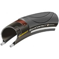 """Continental Sport Contact 26 x 1.9"""" black tyre with free tube"""