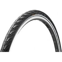 Continental Contact II Reflex 700 x 42C black with free tube