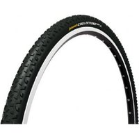 Continental Cyclocross Race 700 X 35C black / folding tyre with free tube