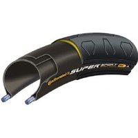 Continental SuperSport Plus 700C tyre Black with free tubes
