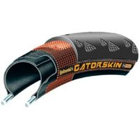 Continental Gatorskin 700 X 23c Duraskin Folding Tyre With Free Tube