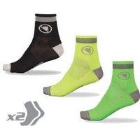 Endura Luminite Sock Twin Pack