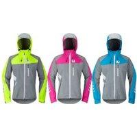 Hump Signal Womens Waterproof Cycling Jacket