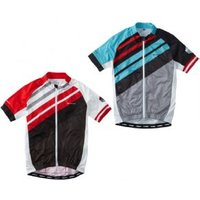 Madison Sportive Full-zip Short Sleeve Jersey
