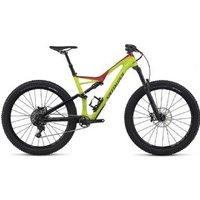 Specialized Stumpjumper Fsr Comp Carbon 6fattie Mountain Bike 2017