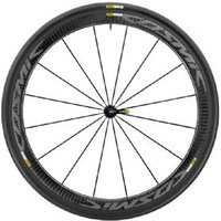 Mavic Cosmic Pro Carbon Exalith Front Road Wheel 2017
