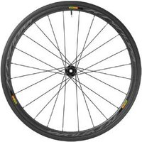 Mavic Ksyrium Pro Carbon Sl Tubular Disc Front Wheel 2017