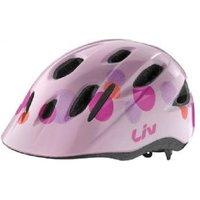 Giant Liv Musa Girls Helmet (Age 5-10 50-55cm)