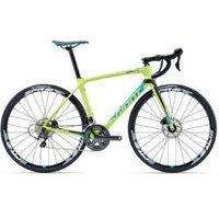 Giant Tcr Advanced 1 Disc Road Bike 2017 Medium (ex Display)