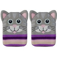 Aroma Home Click & Heat Gel Hand Warmers - Cat
