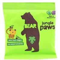 Bear Jungle Paws - Apple & Blackcurrant 20g