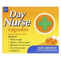 Day Nurse Capsules 20 capsules