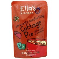 Ella's Kitchen Cottage Pie with a Pinch of Cinnamon - Stage 3 190g