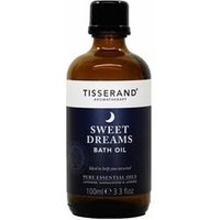 Tisserand Sweet Dreams Bath Oil 100ml