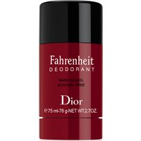 Christian Dior DIOR Fahrenheit Deodorant Stick Alcohol Free 75ml