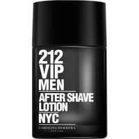 Carolina Herrera 212 VIP Men Aftershave Lotion 100ml
