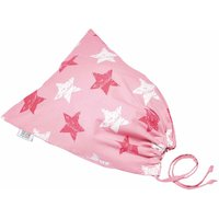 Vintage Star Pink/White Sleepover Bag