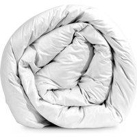 All Seasons Duck Feather and Down Duvet - 4.5 tog/9 tog Single
