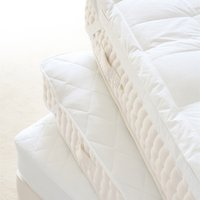 Duck Feather & Down Mattress Topper – King