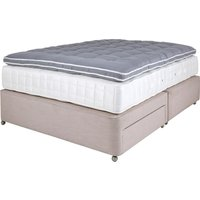Super Sprung Mattress Topper – Emperor Standard Tick